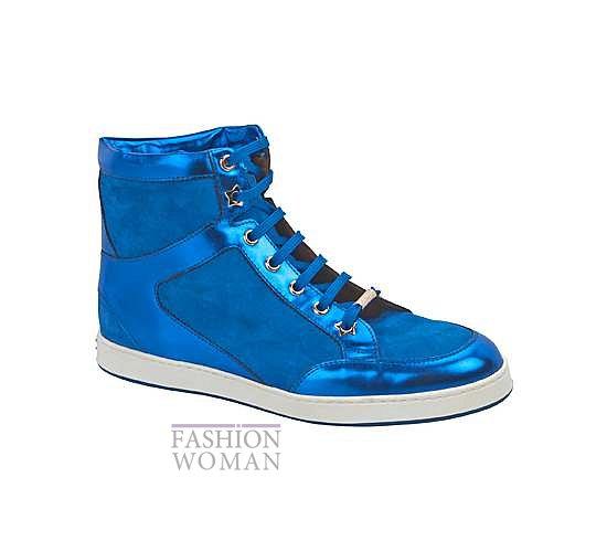 Модная спортивная обувь 2013 фото №4