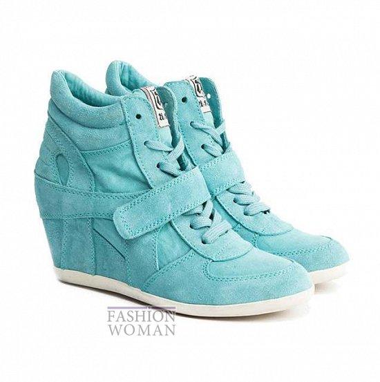 Модная спортивная обувь 2013 фото №5