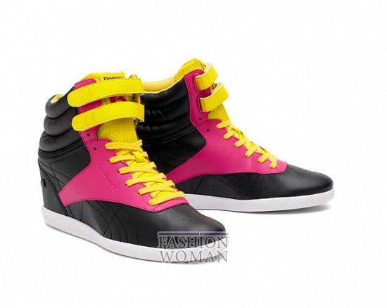 Модная спортивная обувь 2013 фото №6
