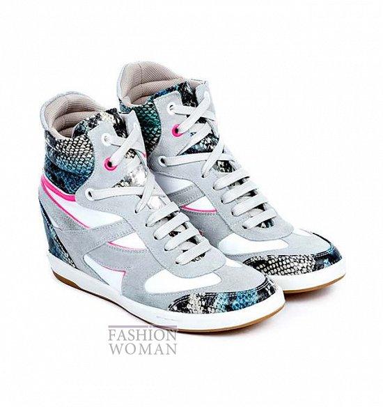 Модная спортивная обувь 2013 фото №7