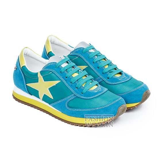 Модная спортивная обувь 2013 фото №8