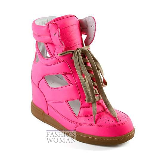 Модная спортивная обувь 2013 фото №9