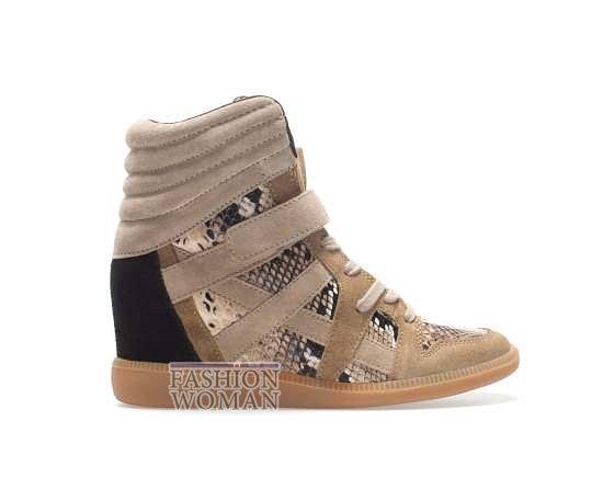 Модная спортивная обувь 2013 фото №10