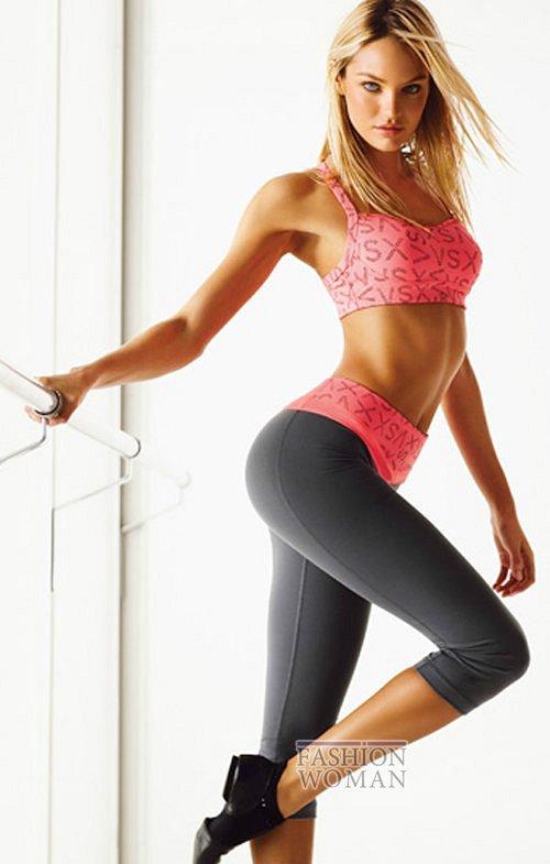 Модная спортивная одежда Victoria's Secret VSX весна 2012 фото №12