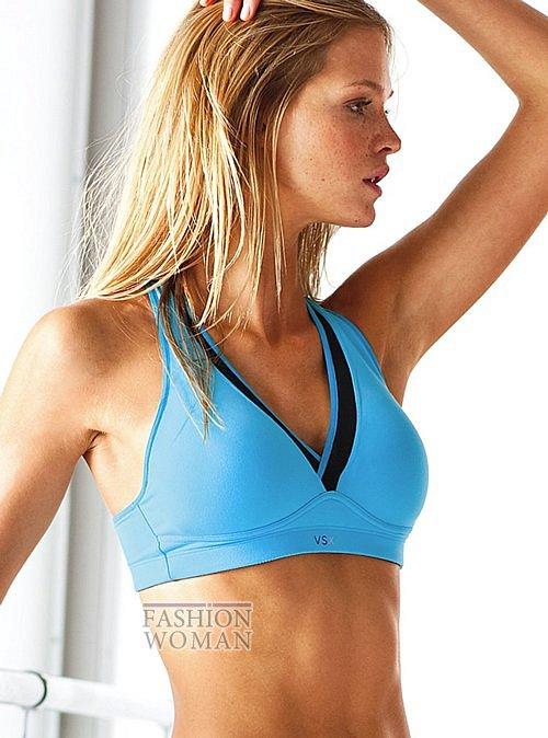 Модная спортивная одежда Victoria's Secret VSX весна 2012 фото №16