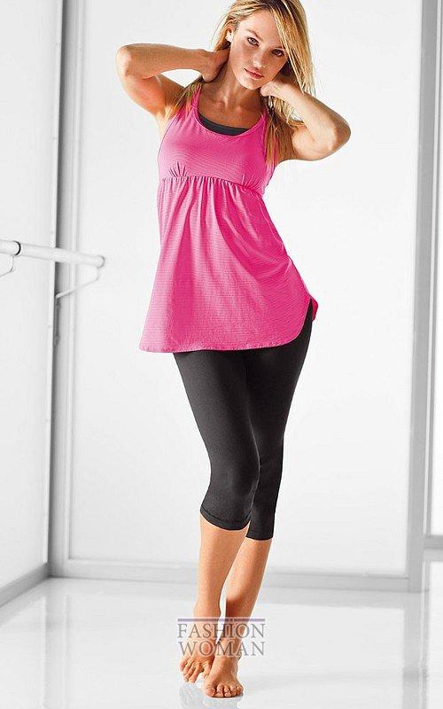 Модная спортивная одежда Victoria's Secret VSX весна 2012 фото №18