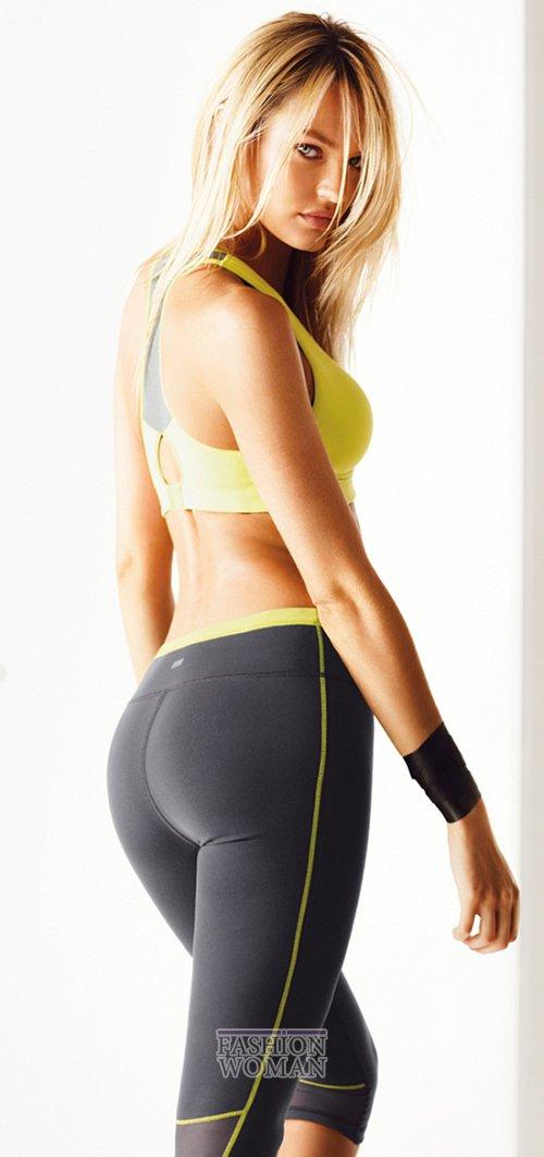 Модная спортивная одежда Victoria's Secret VSX весна 2012 фото №3