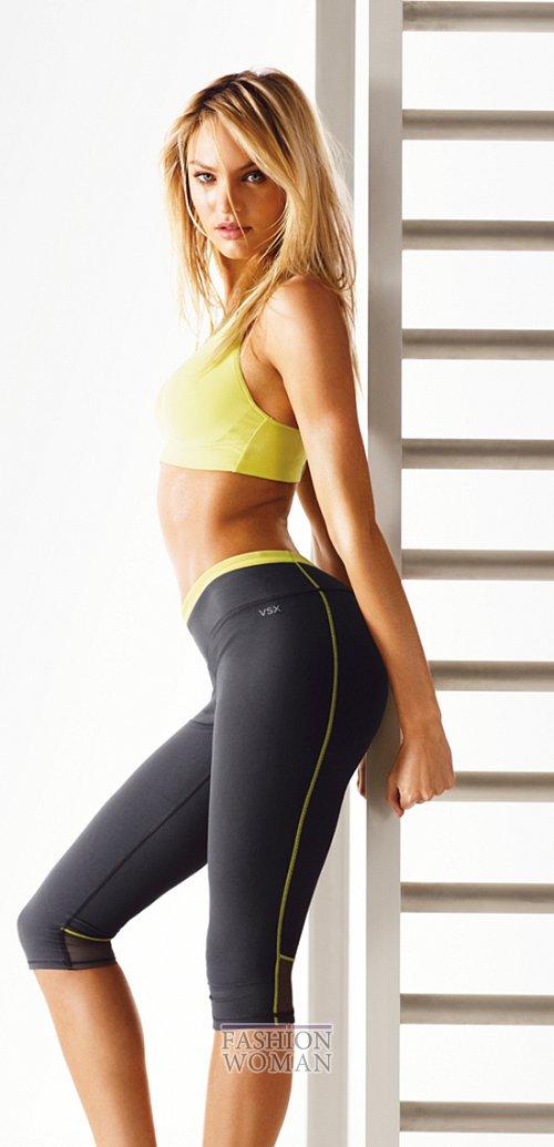 Модная спортивная одежда Victoria's Secret VSX весна 2012 фото №4