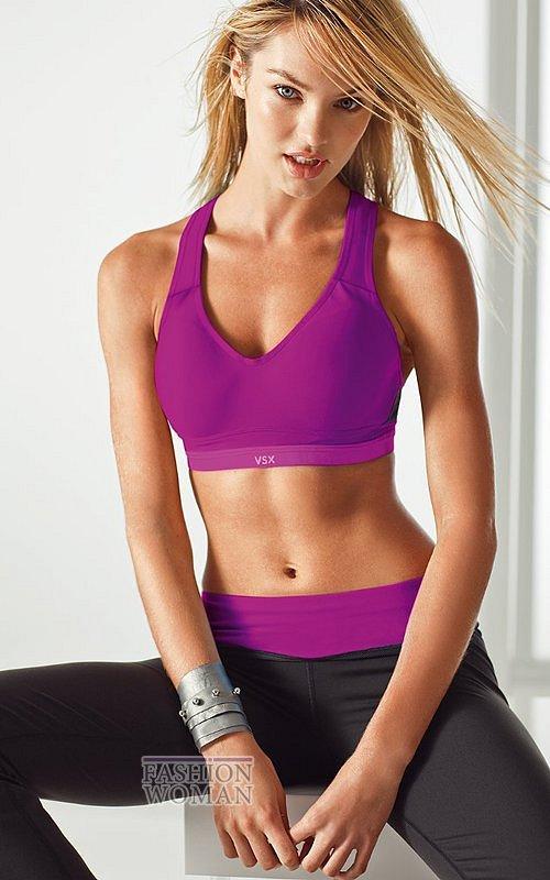 Модная спортивная одежда Victoria's Secret VSX весна 2012 фото №6