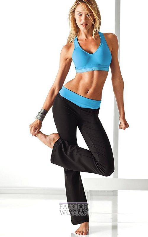 Модная спортивная одежда Victoria's Secret VSX весна 2012 фото №7