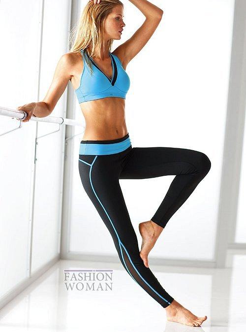 Модная спортивная одежда Victoria's Secret VSX весна 2012 фото №9