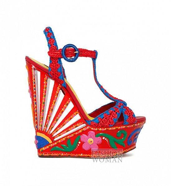 Dolce&Gabbana весна-лето 2013
