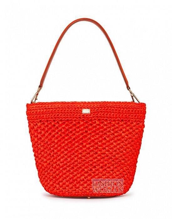 сумка-корзина Dolce&Gabbana