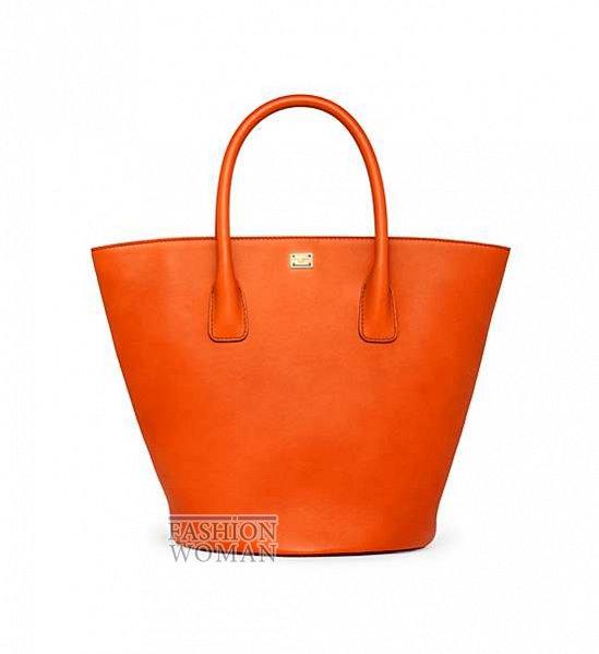 модная сумка весна-лето 2013