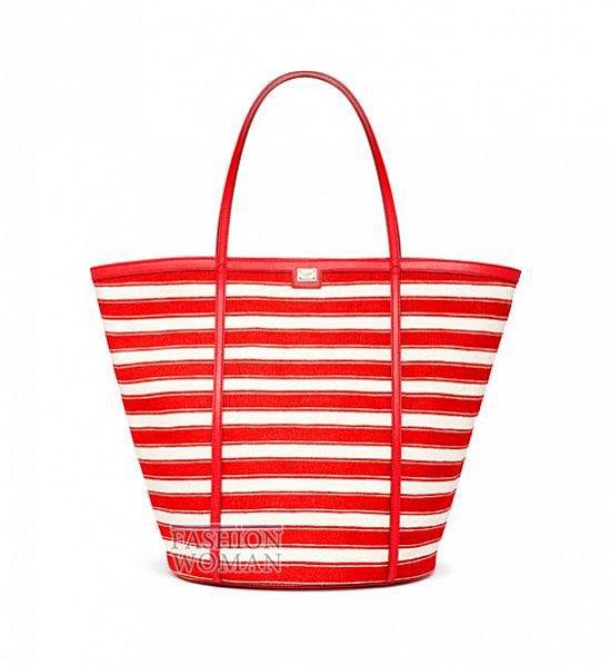 модная сумка лето 2013