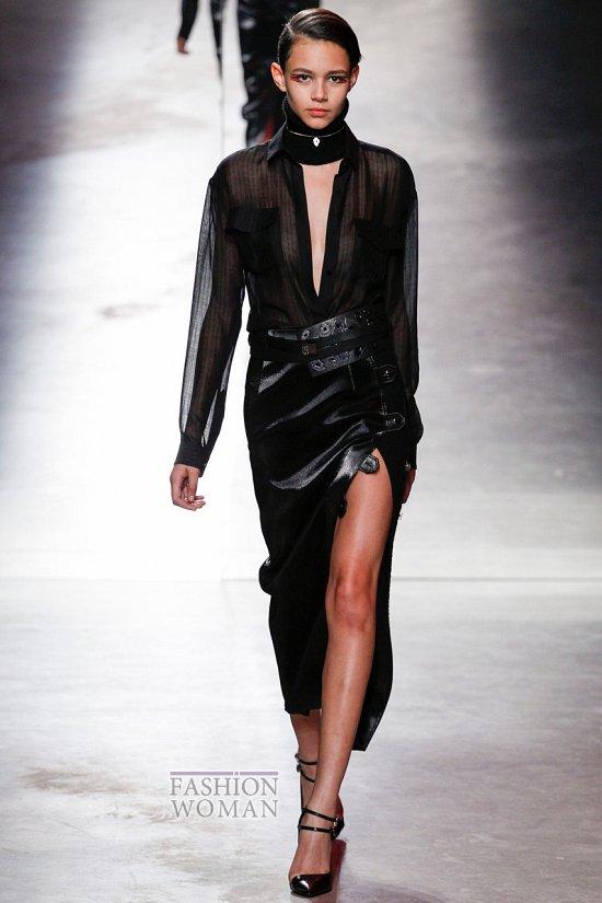 Модные блузки осень-зима 2014-2015 фото №10
