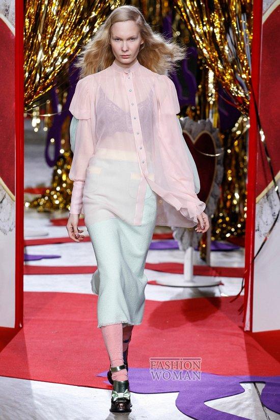 Модные блузки осень-зима 2014-2015 фото №11