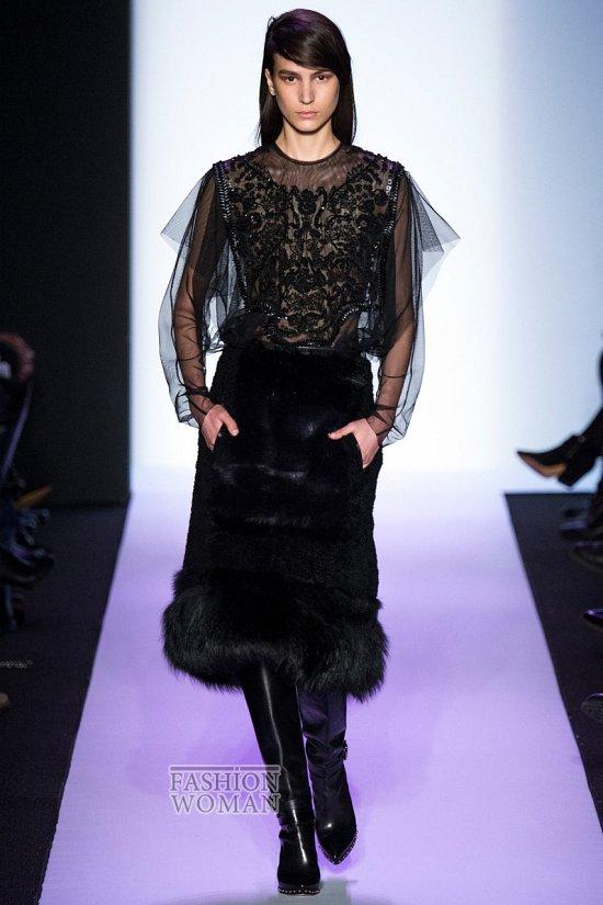 Модные блузки осень-зима 2014-2015 фото №16