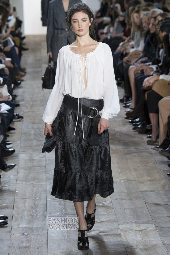 Модные блузки осень-зима 2014-2015 фото №19