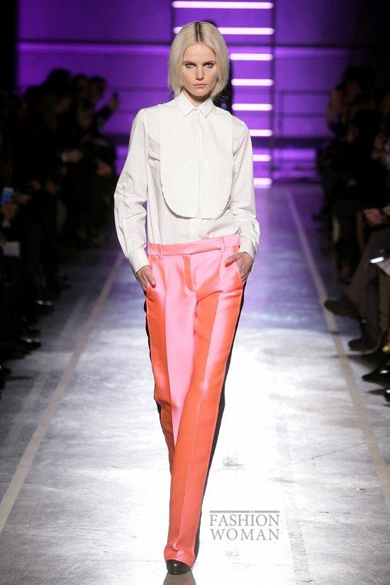Модные блузки осень-зима 2014-2015 фото №29