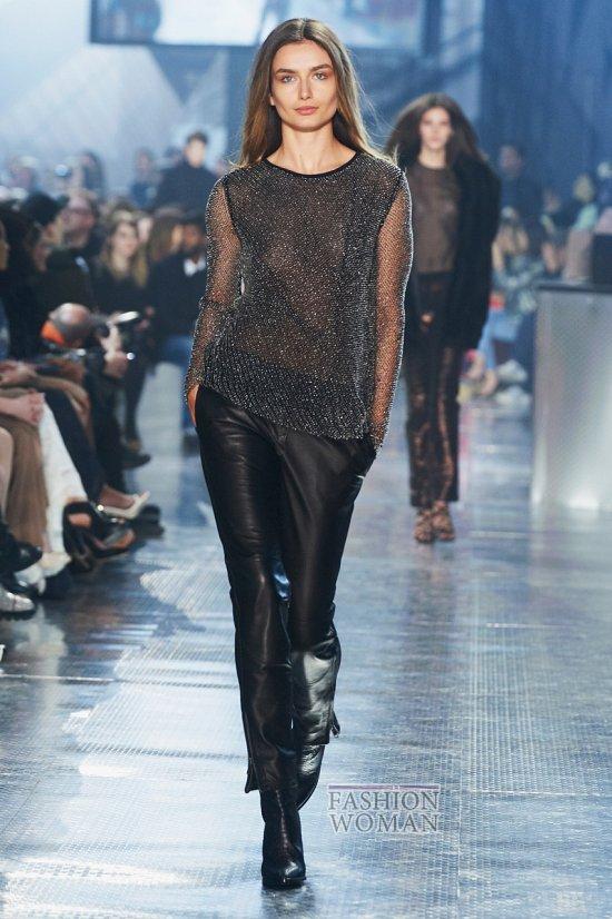 Модные блузки осень-зима 2014-2015 фото №35