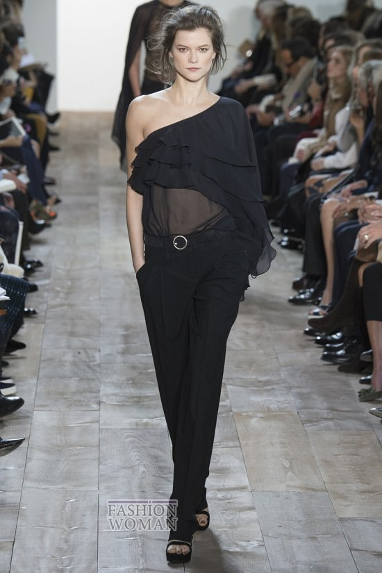 Модные блузки осень-зима 2014-2015 фото №33