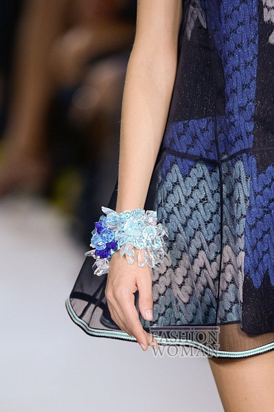 Модные браслеты весна-лето 2013 фото №19