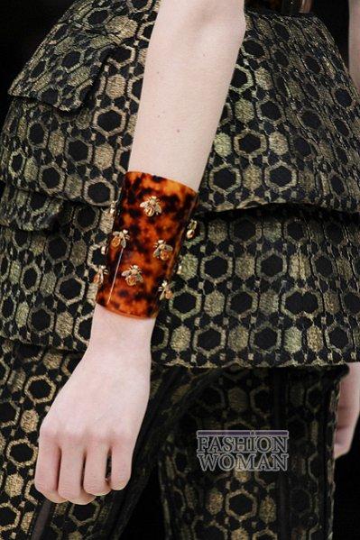 Модные браслеты весна-лето 2013 фото №8