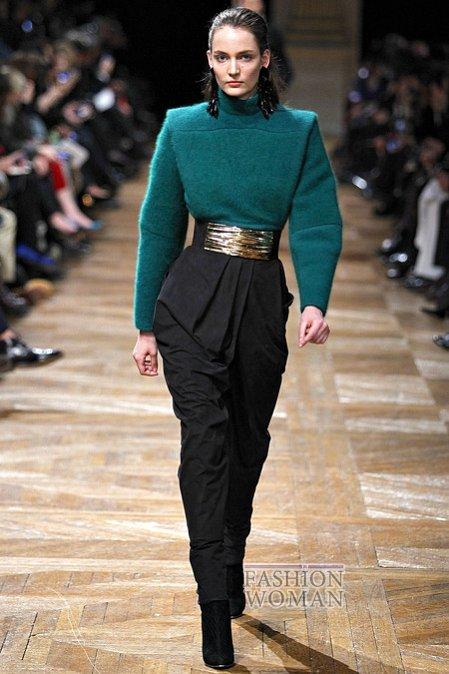 Модные брюки осень-зима 2013-2014 фото №11