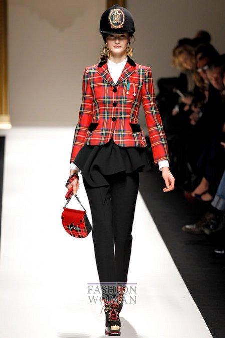 Модные брюки осень-зима 2013-2014 фото №17