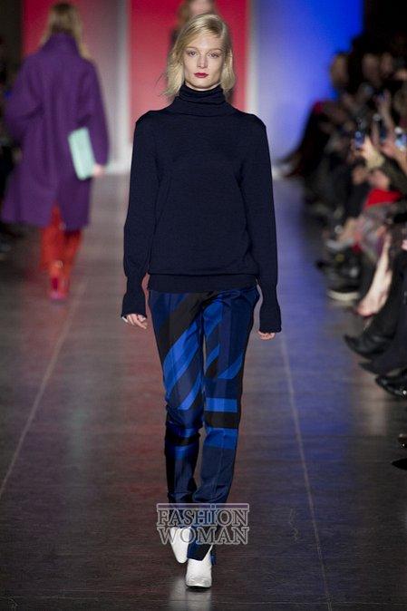 Модные брюки осень-зима 2013-2014 фото №18