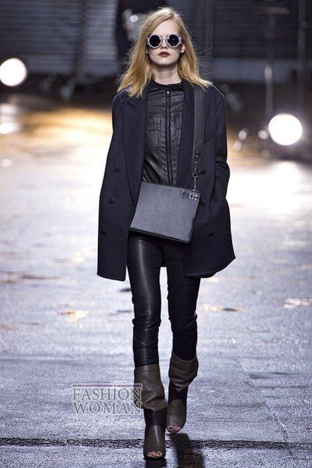 Модные брюки осень-зима 2013-2014 фото №20