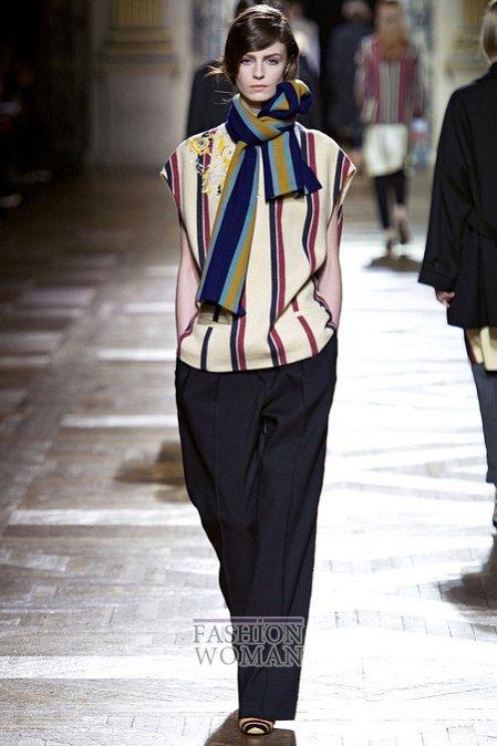 Модные брюки осень-зима 2013-2014 фото №24