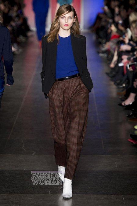 Модные брюки осень-зима 2013-2014 фото №4