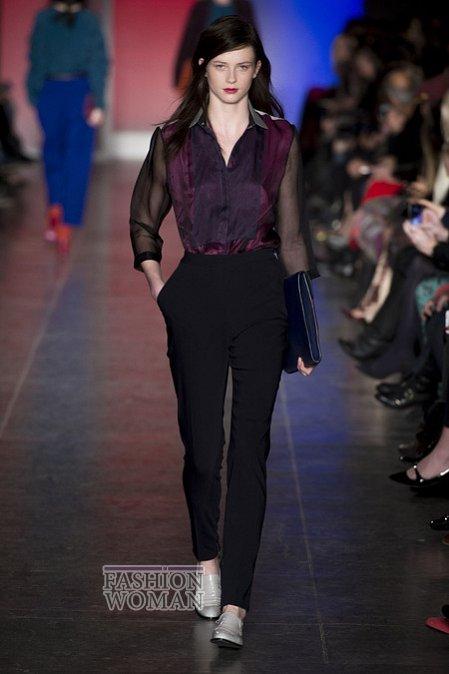 Модные брюки осень-зима 2013-2014 фото №36