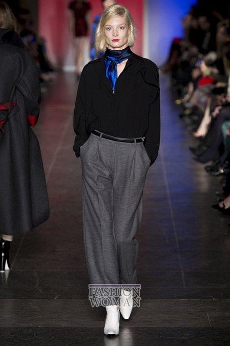 Модные брюки осень-зима 2013-2014 фото №37