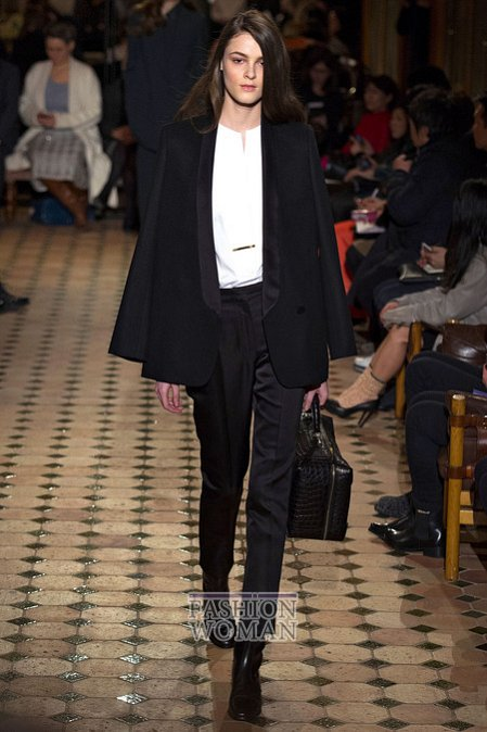 Модные брюки осень-зима 2013-2014 фото №8