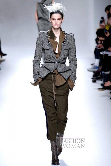 Модные брюки осень-зима 2013-2014 фото №9