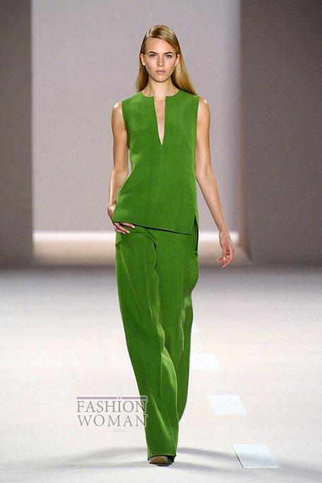 Модные брюки весна-лето 2012 фото №13