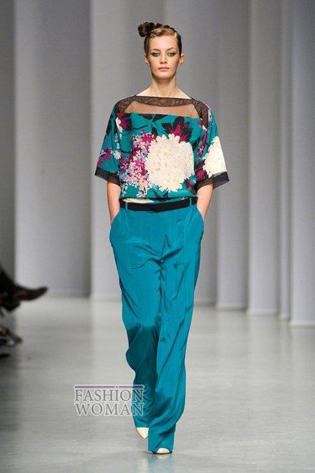 Модные брюки весна-лето 2012 фото №14