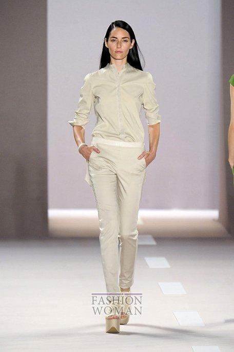 Модные брюки весна-лето 2012 фото №16