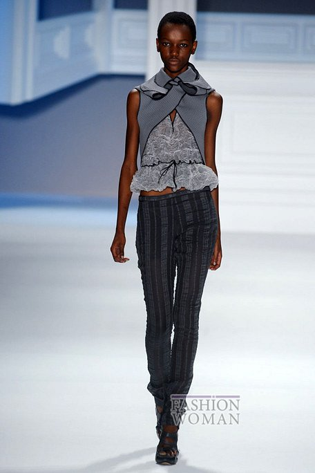 Модные брюки весна-лето 2012 фото №17