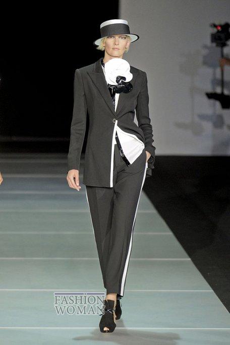 Модные брюки весна-лето 2012 фото №4