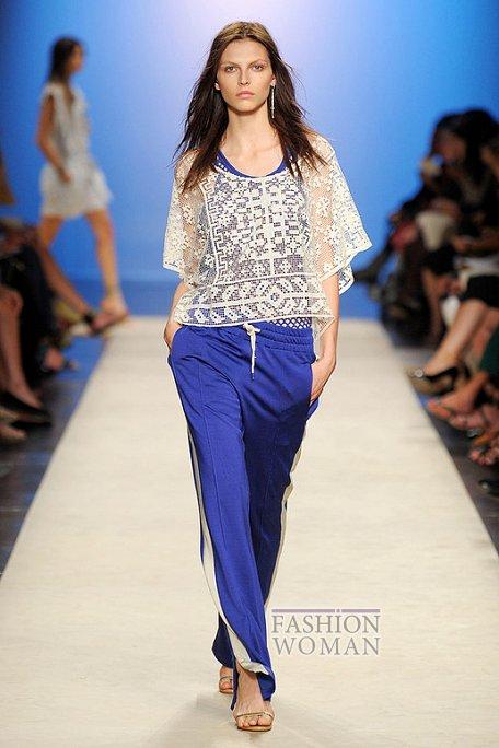 Модные брюки весна-лето 2012 фото №6