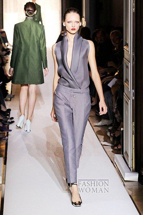 Модные брюки весна-лето 2012 фото №7