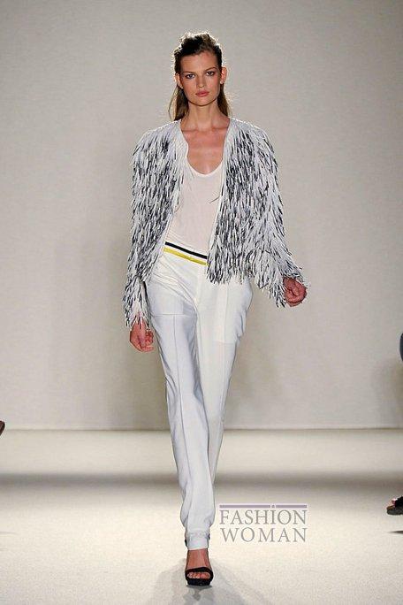 Модные брюки весна-лето 2012 фото №9