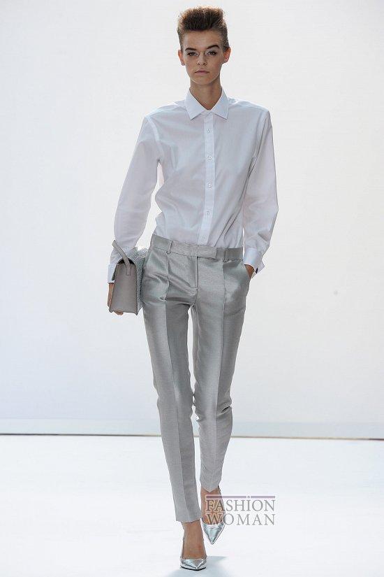 Модные брюки весна-лето 2015 фото №8