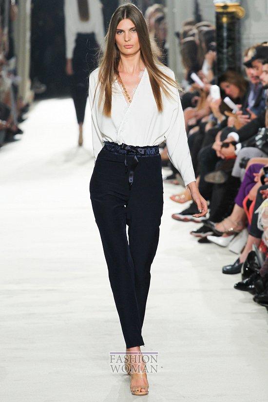 Модные брюки весна-лето 2015 фото №27