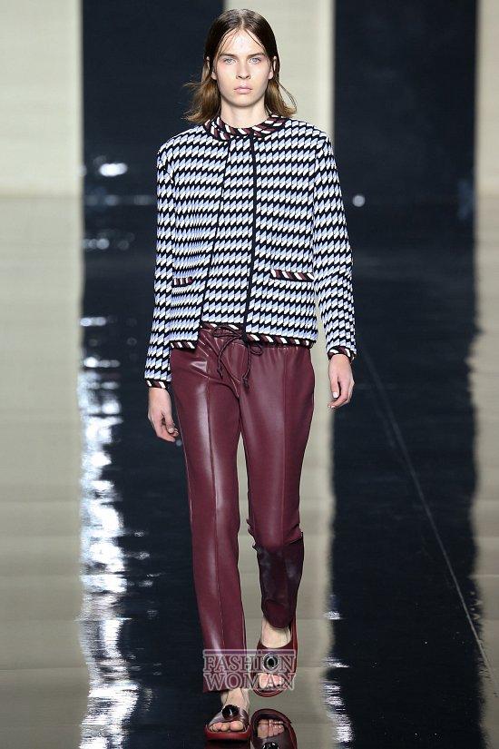 Модные брюки весна-лето 2015 фото №40