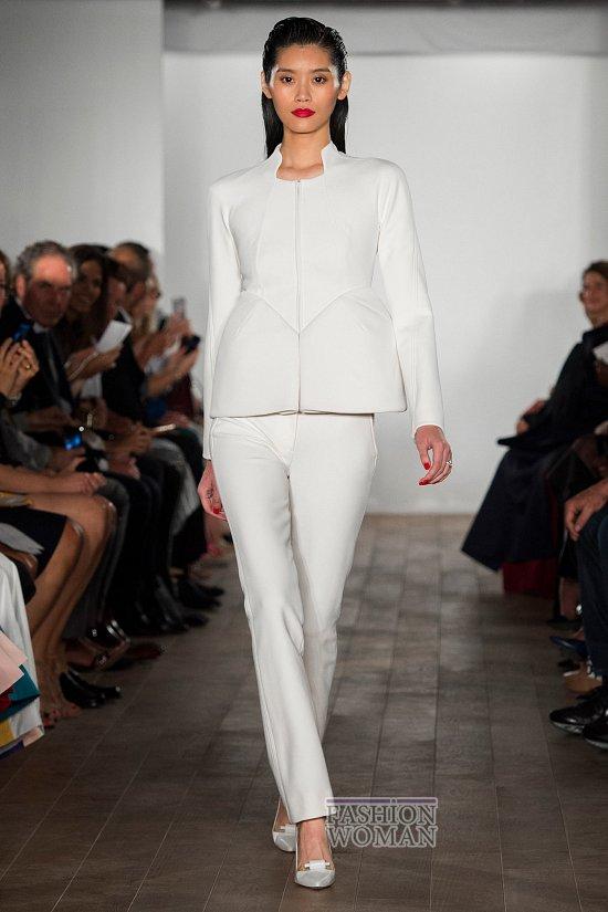 Модные брюки весна-лето 2015 фото №42